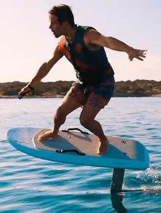 Fliteboard eFoil instructor